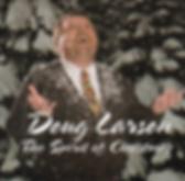 Doug Larson | The Spirit of Christmas CD cover