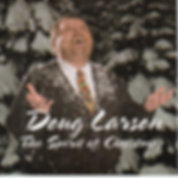 Doug Larson | The Spirit of Christmas CD cover
