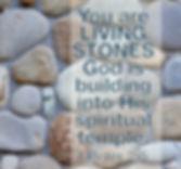 Living Stones | 1 Peter 2:5