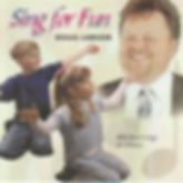 oug Larson | Sing For Fun CD cover