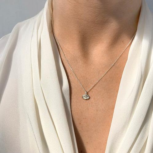 Succulent Leaf Necklace