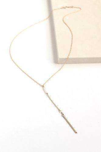Petite Lariat Necklace