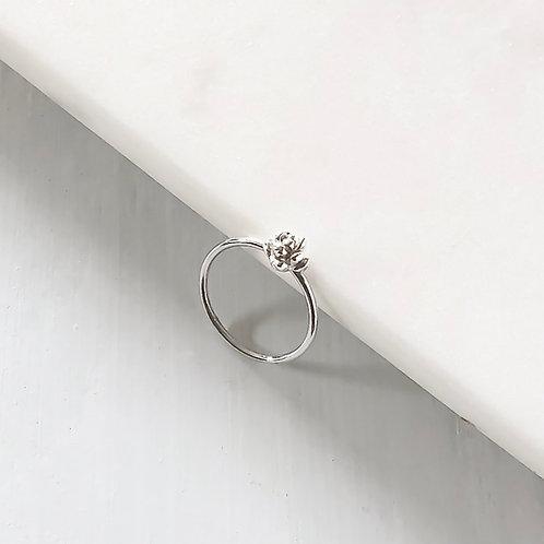 Succulent Flower Ring