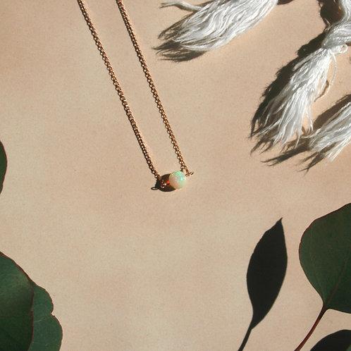 Petite Opal Necklace
