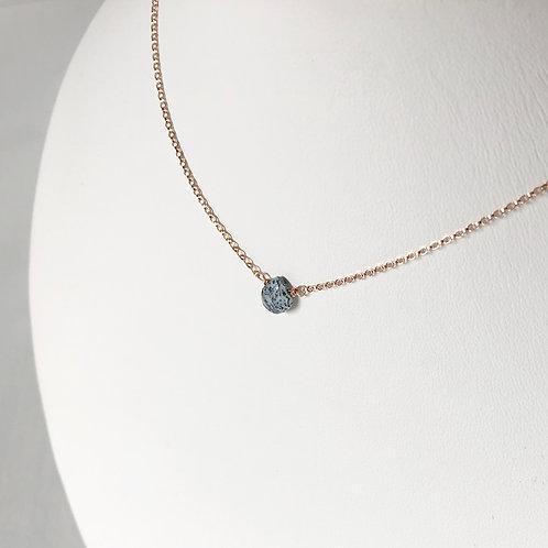 Petite Dendritic Opal necklace