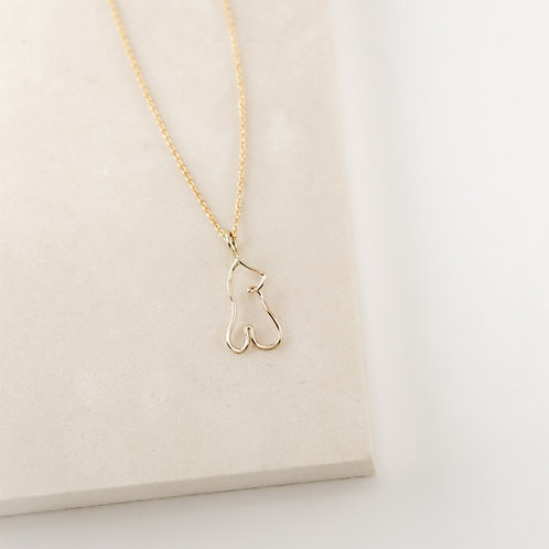 Cheeky Necklace