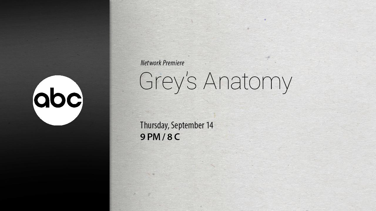 Grey's Anatomy Endscreen
