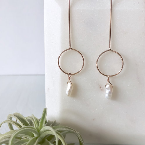 Barely There Pearl Drops