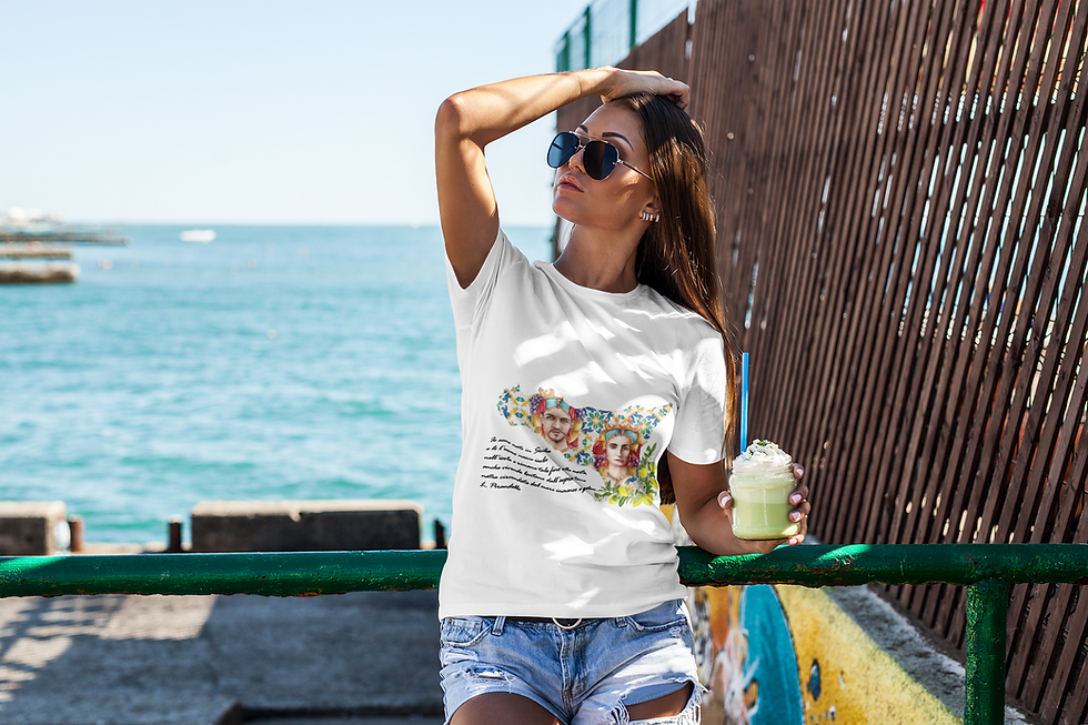 t-shirt-mockup-of-a-woman-drinking-a-smo