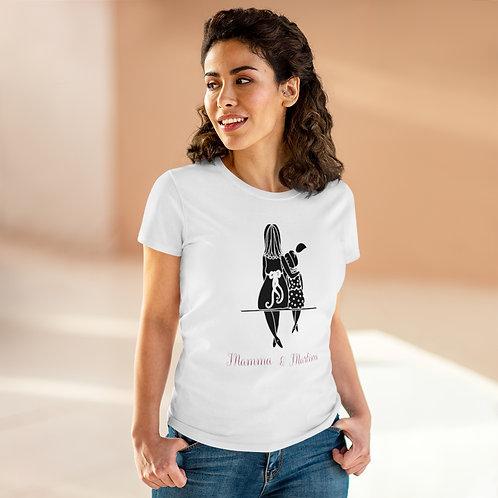 """Mamma e Me Love T-Shirt Donna """"Personalizzabile"""""""