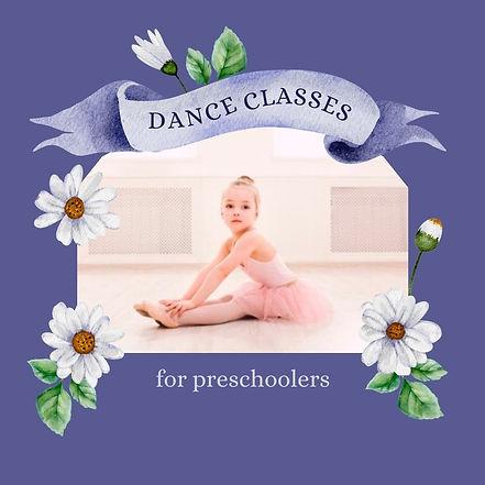 Dance Classes For Kids - Cute Instagram Post .jpg