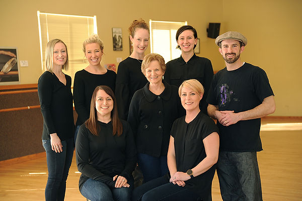 Betty Jo's Dance Center Faculty