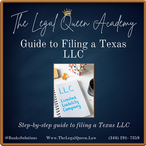 Guide to File Texas LLC