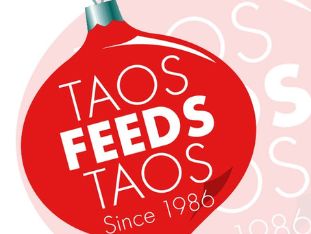 Supporting 'Taos Feeds Taos'