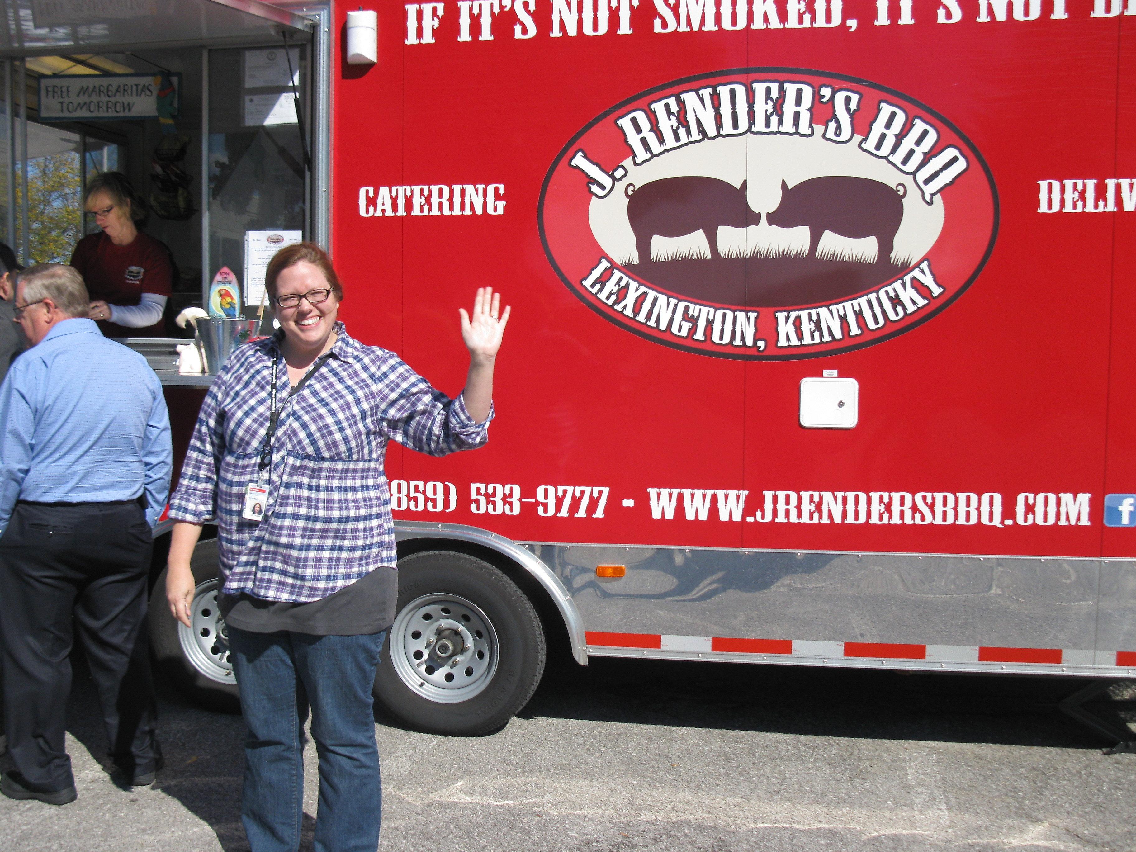 Bbq Food Truck Lexington Ky