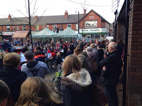 Romiley is Cancelled 7th November