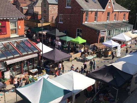 Levy Market & Heaton Moor