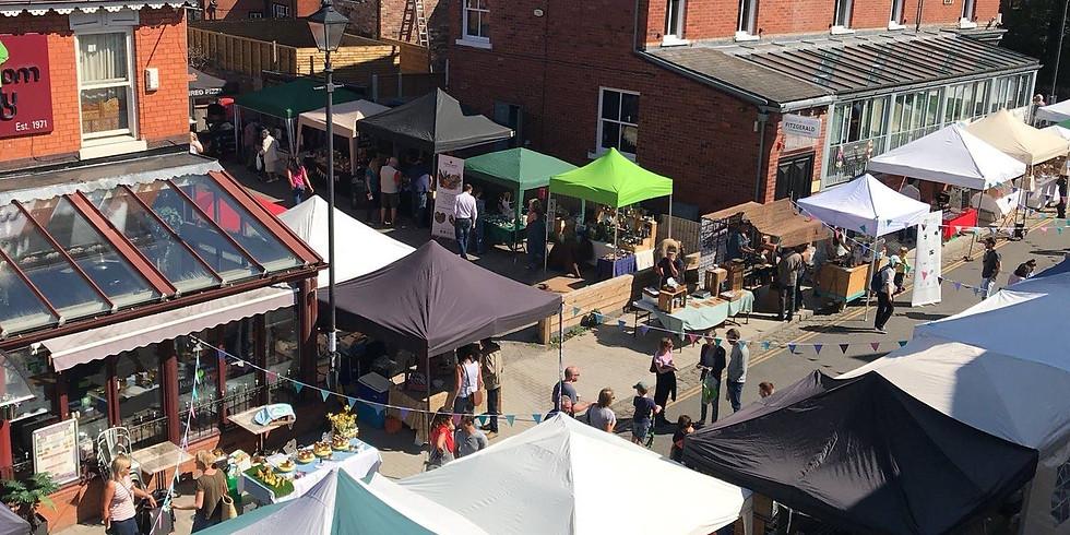 Heaton Moor Producers Market July