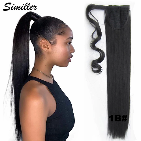 The Jessica Ponytail - Synthetic