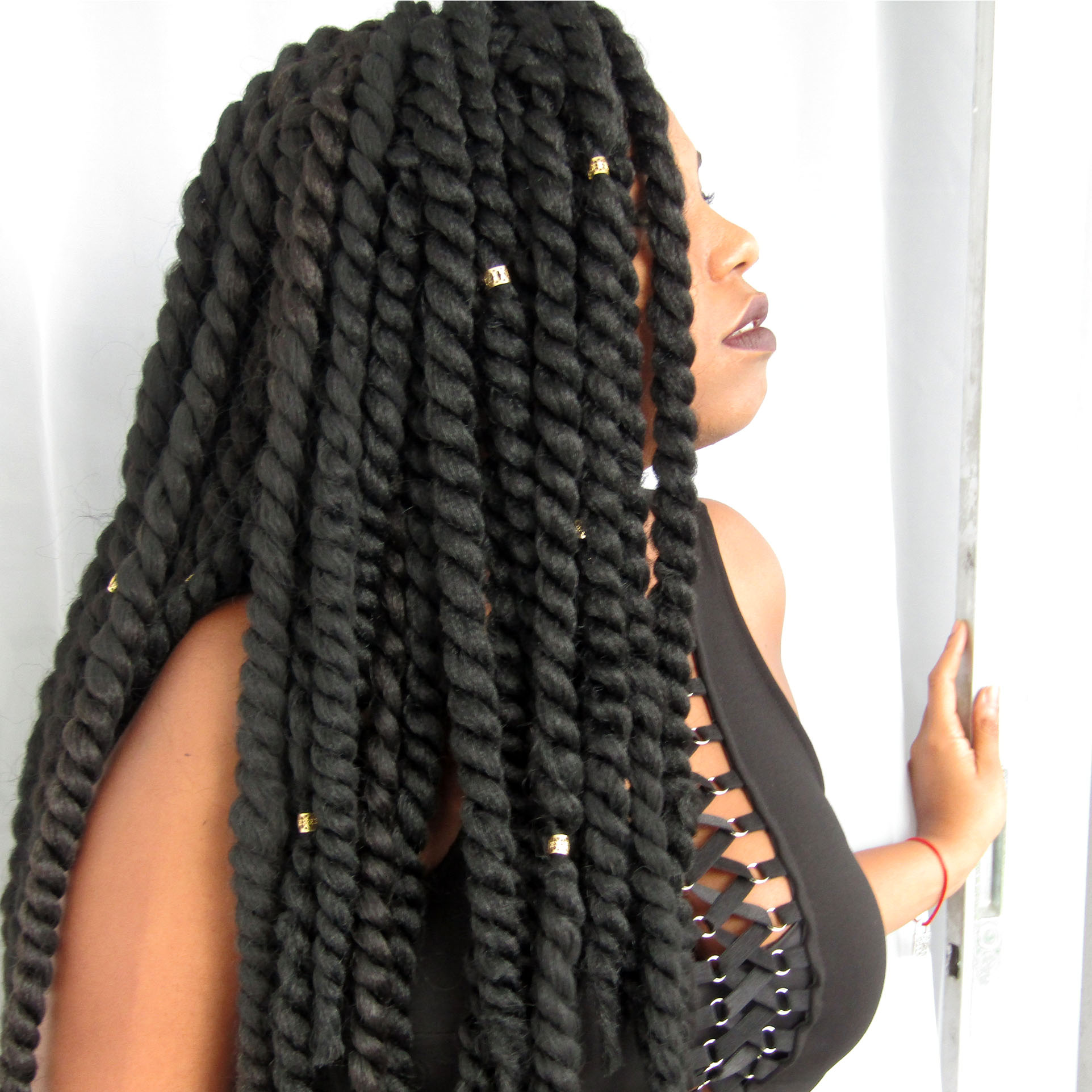 Jumbo Havana Twists (Long)