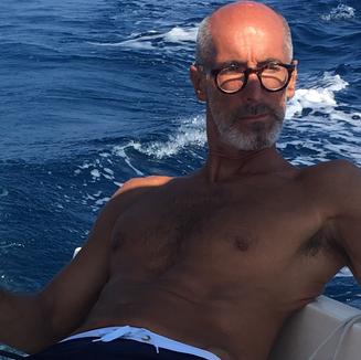 Gargano italy swimwear shoot