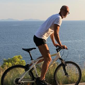 Croatia shoot cycling