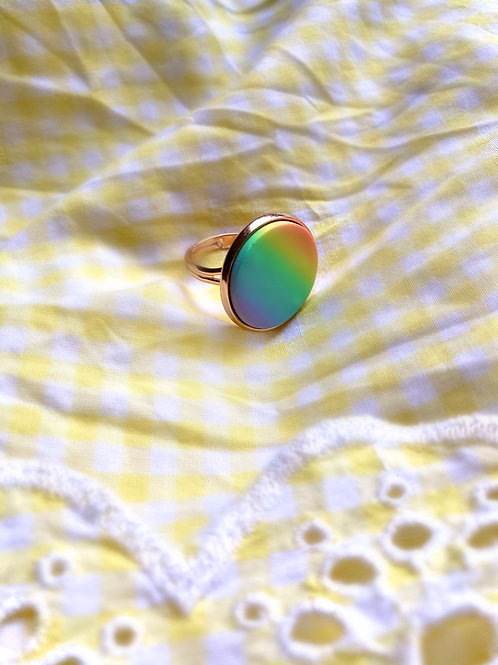 Prismatic Ring