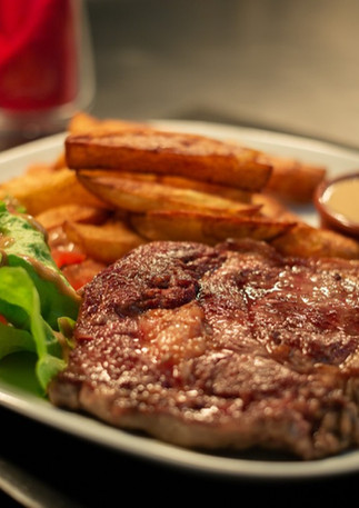 Entrecote & Chips