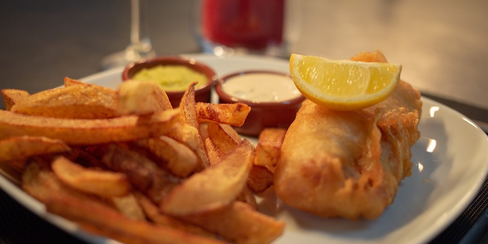 Fish & Chips / Curry Night Every Friday