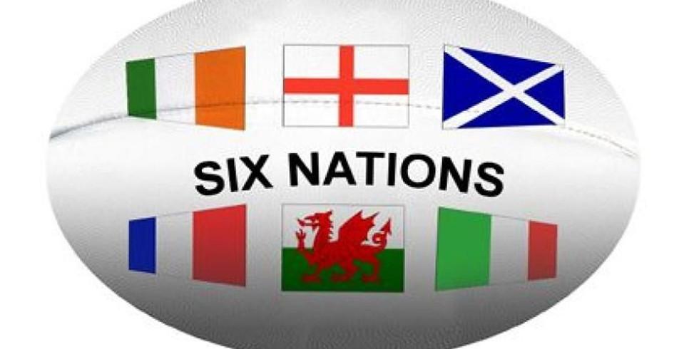 Six Nations Rugby - England v Scotland