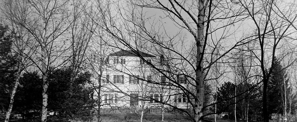 North House South East Side Terrace - 1924