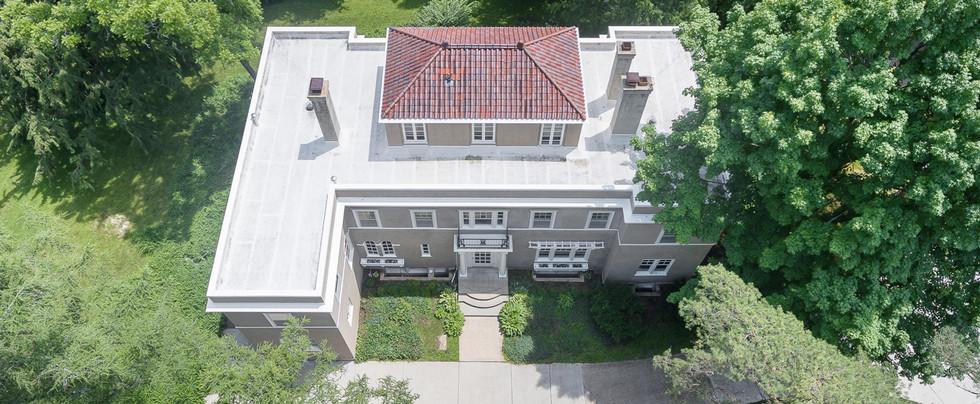 Aerial View of Thorstrand Estate - 2018