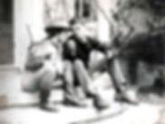 North House SE Porch and Pergola Ca 1939