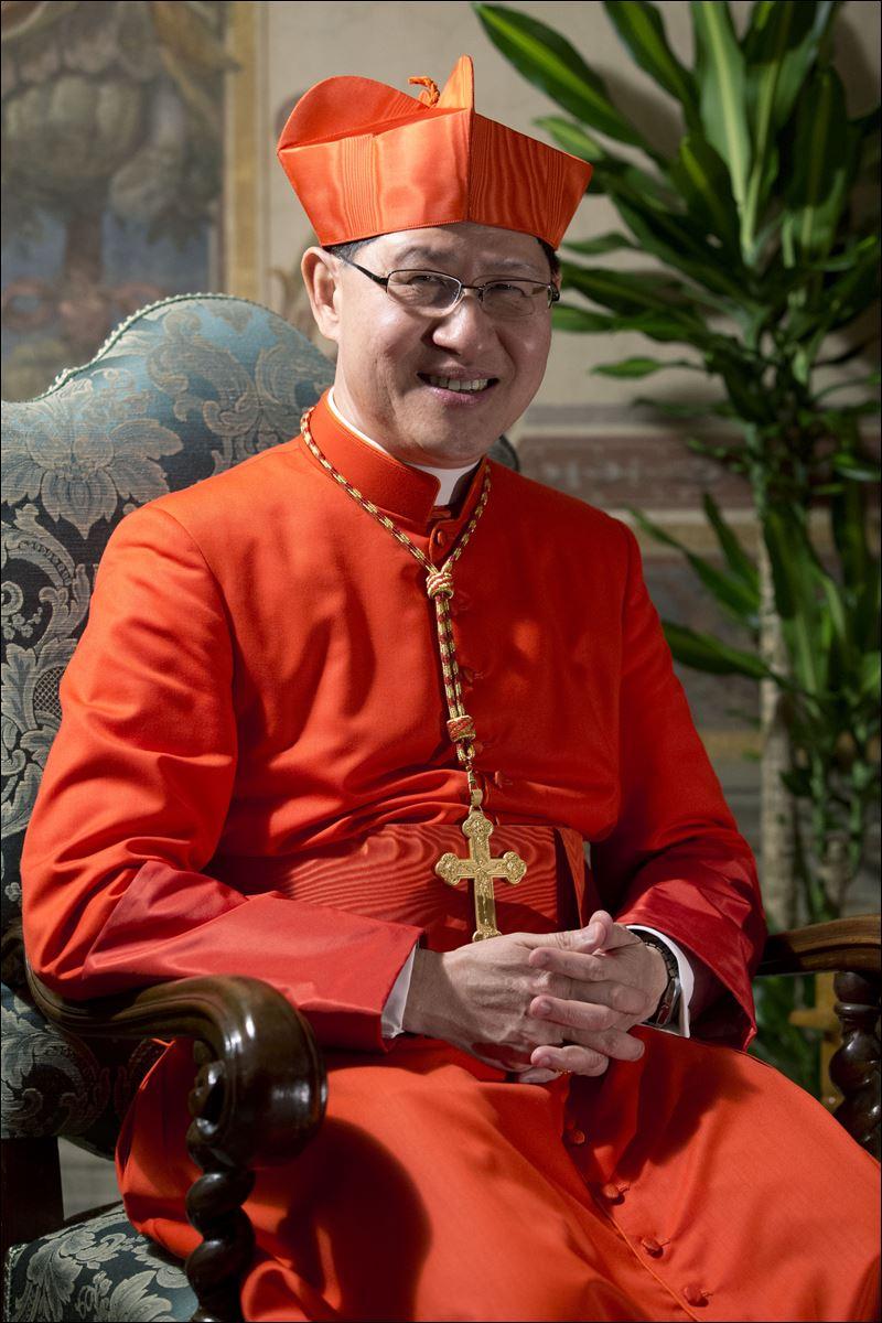 His Eminence Luis Antonio Cardinal Tagle