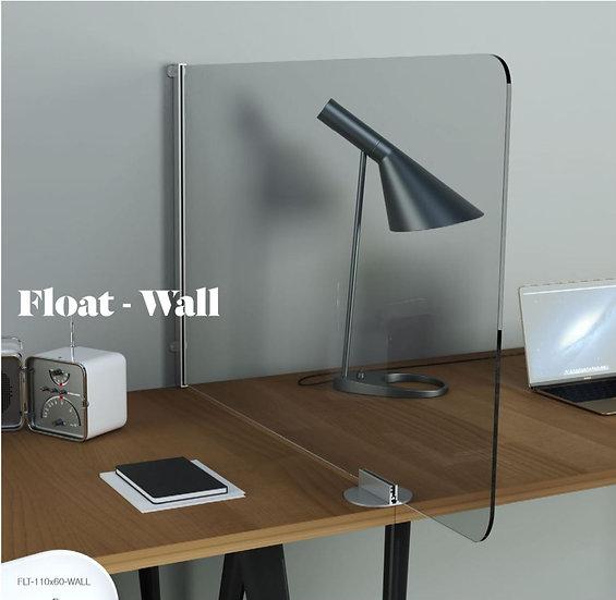 Wall fix Desk Top Dividing Screen