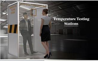 Temperature test station.JPG