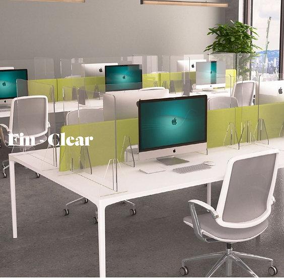 Fin Clear Screens