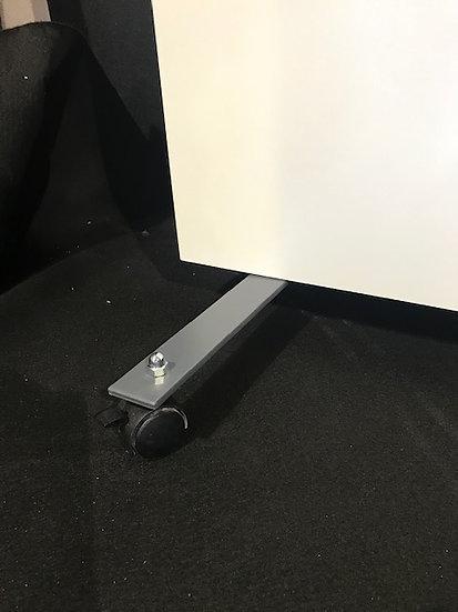 Floor Standing Barrier Screens 1800 mm high