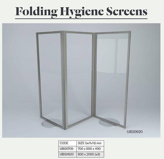 Folding Hygiene Screen