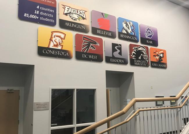 School District PVC Boards