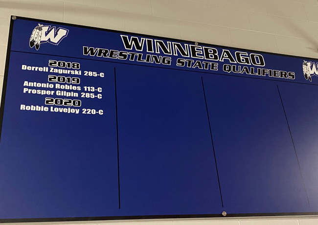 Updateable Record Boards