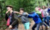 gps tour, geocaching, waldgeburtstag, kindergeburtstag, outdoor, abenteuer, feriencamp