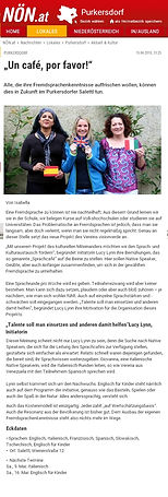 Sprachcafe_Presse_Noen
