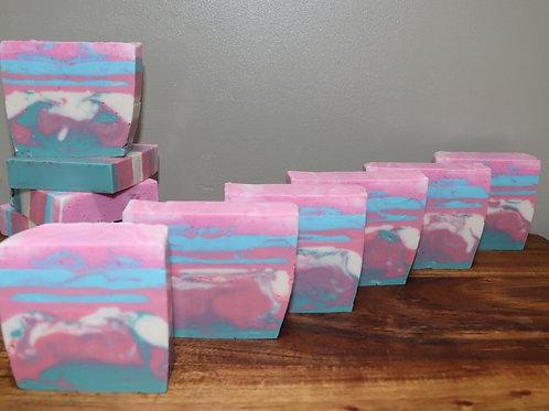 ORGANIC ARTISAN SOAP CAKE