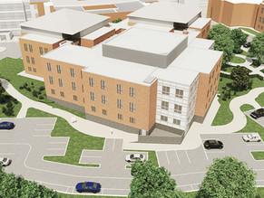Norfolk & Norwich Hospital Extension