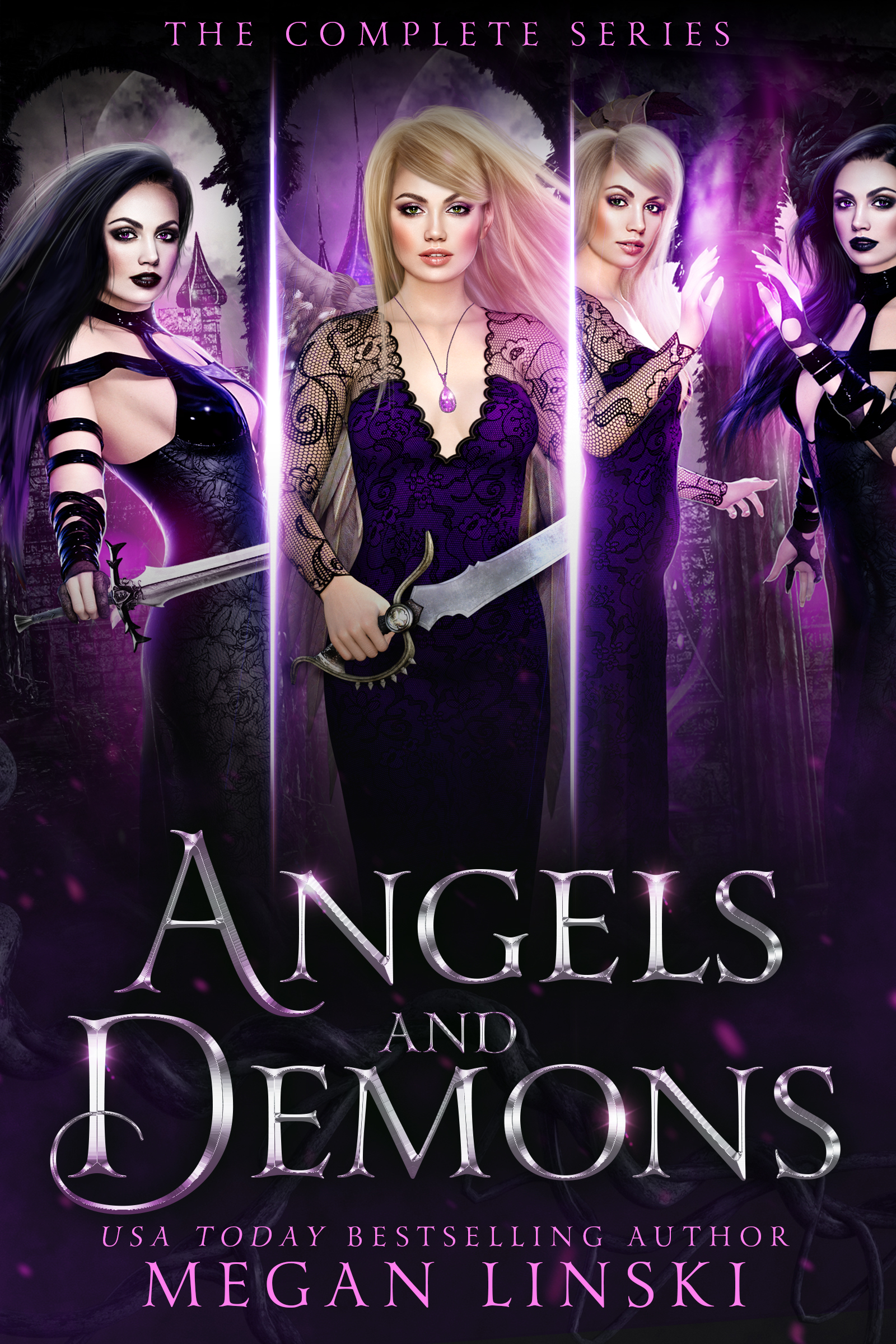 Angels and Demons Boxset Cover