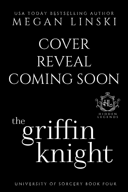 The Griffin Knight Cover Holder