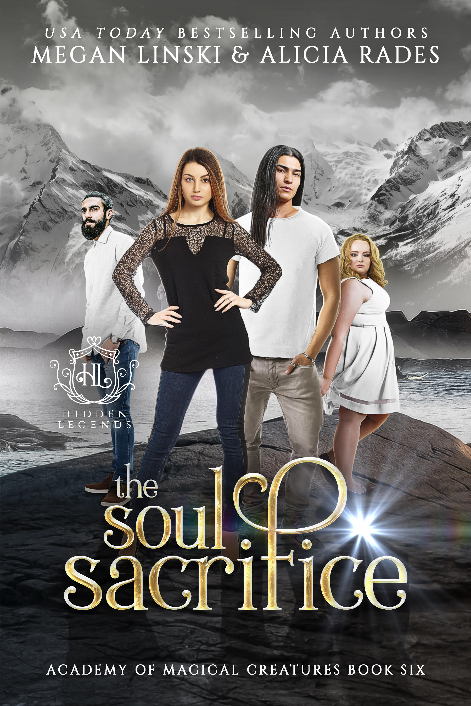 The Soul Sacrifice