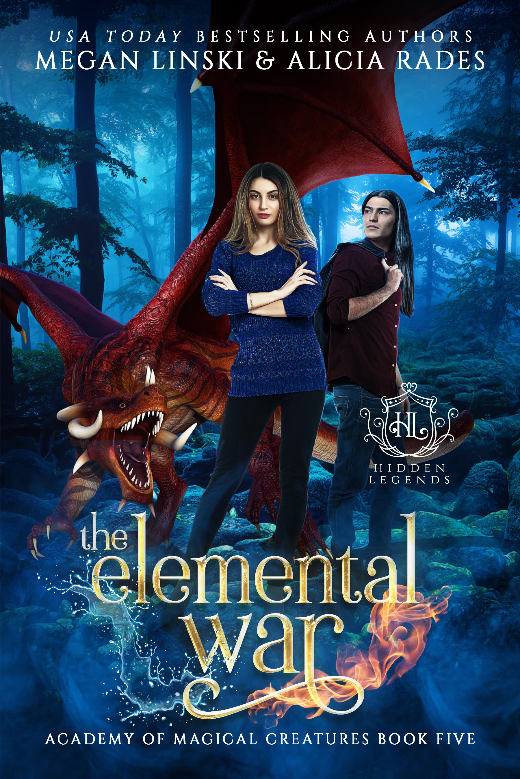 The Elemental War