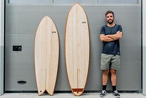 Blōho Surfboards